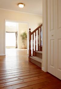 階段&フローリング